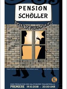 Pension Schöller – Salztheater Traunstein e.V.